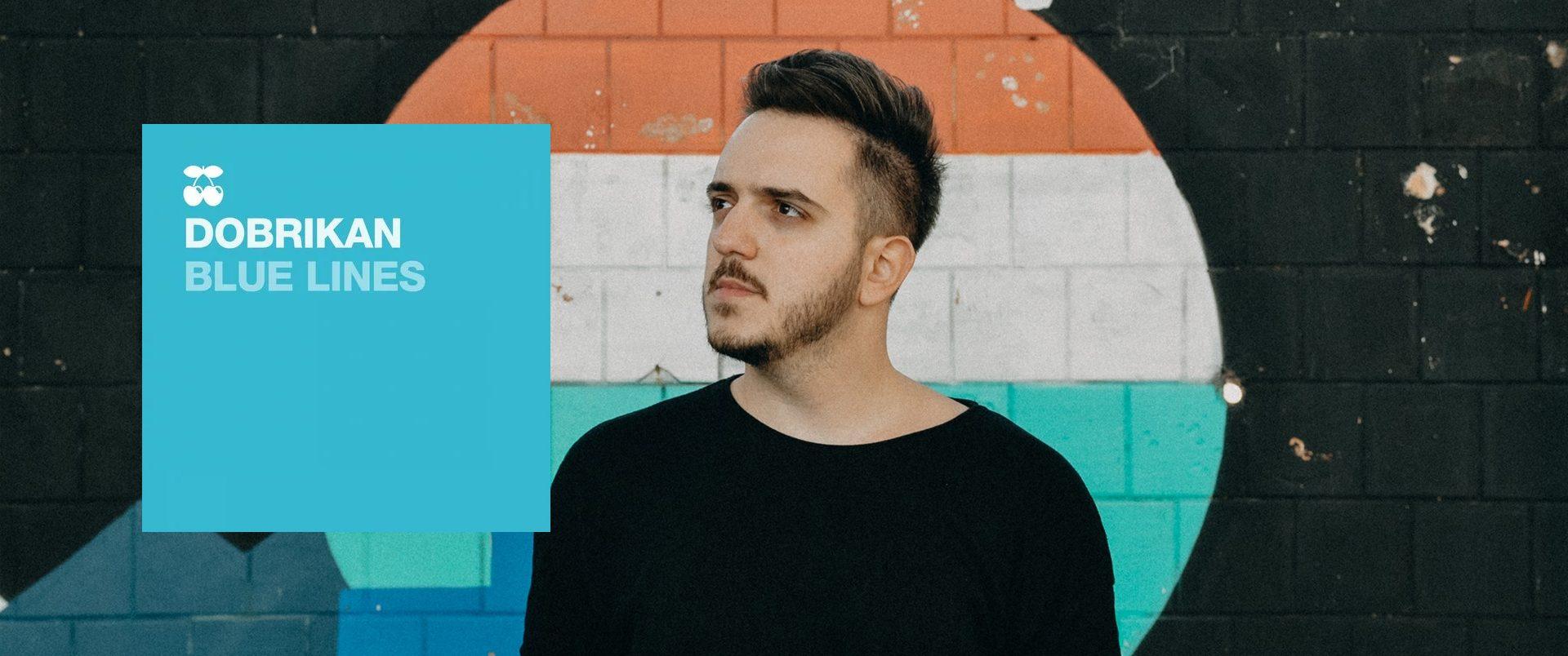 Dobrikan lansează EP-ul Blue Line la Pacha Recordings