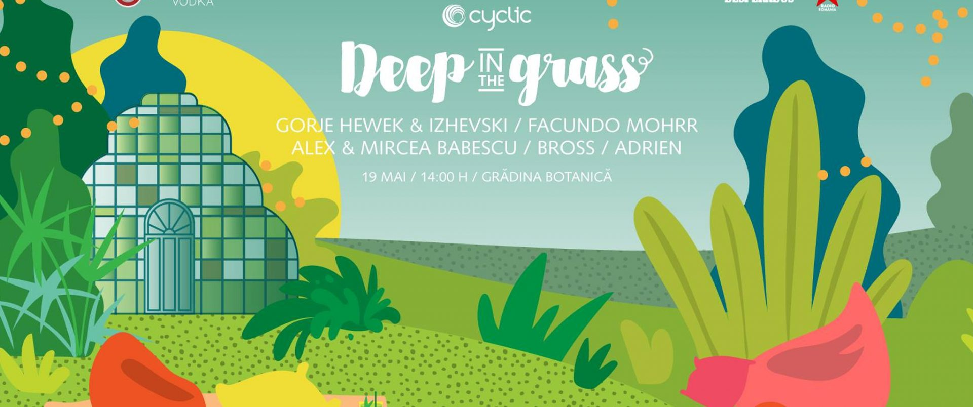 Deep In the Grass / 19.05 / Gradina Botanica