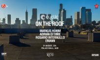 Cyclic on the Roof in Iasi w/ Markus Homm, Adrian Eftimie, Rosario Internullo