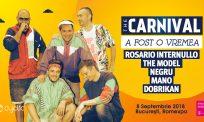 "Cyclic prezinta ""A Fost o Vremea"" la Bucharest Street Food Carnival"