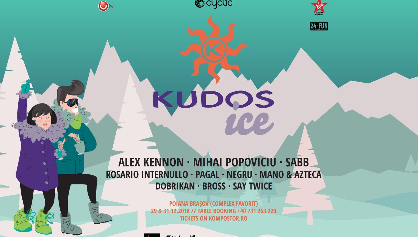 Kudos Ice / Poiana Brasov New Years Eve 2019