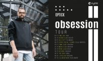 "Cyclic Presents: ""Obsession Tour"" by Optick"